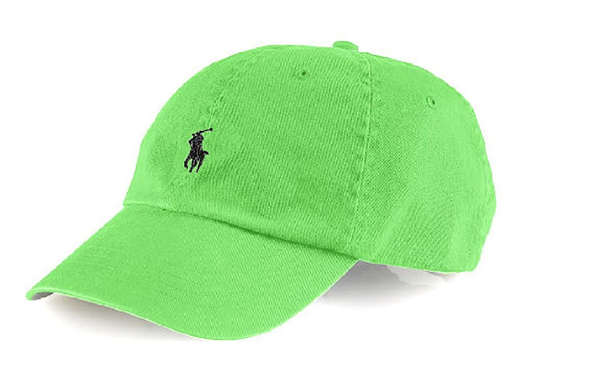 Amazon.com  Polo Ralph Lauren Boys Cotton Chino Baseball Cap Adjustable  size 4-7  Clothing bdf02623ac0