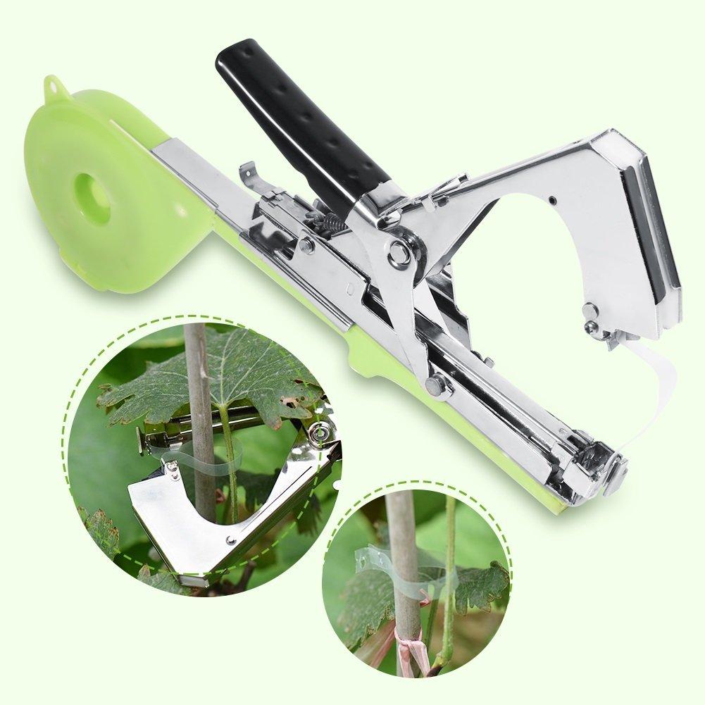 Bind Branch Machine Nursery Garden Plant Tape Binding Tool Vegetable Stem Packaging Trunk Strapping Grape Vine Hand Linking Machine
