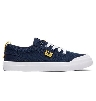 DC Shoes Heathrow - Shoes - Schuhe - Jungen - EU 31 - Blau XrEPA9