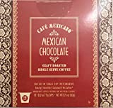 Cafe Mexicano Mexican Chocolate Craft Roasted Single Serve Coffee 18 Cups