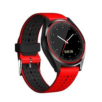 Montre connectée Bluetooth écran tactile, Activity Tracker Montre intelligente podomètre Caméra à distance vivovace Horloge