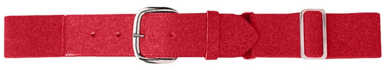 Youth Elastic Baseball Belt, Color: Red, Size: One Size