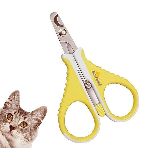3 opinioni per Tagliaunghie Gatto Tagliaunghie professionale per gatti e cani di piccola taglia