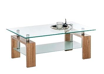 Ripiano In Vetro Per Tavolo.Avanti Trendstore Culeo Tavolino Da Divano Con Piano Tavolo In