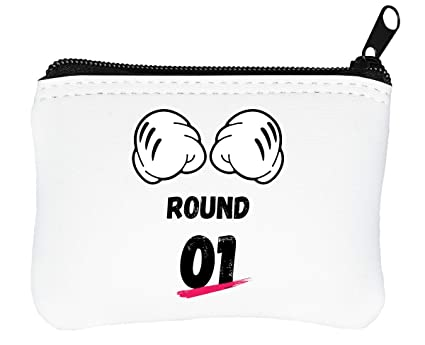 Mickey Mouse Fighting Hands Billetera con Cremallera ...