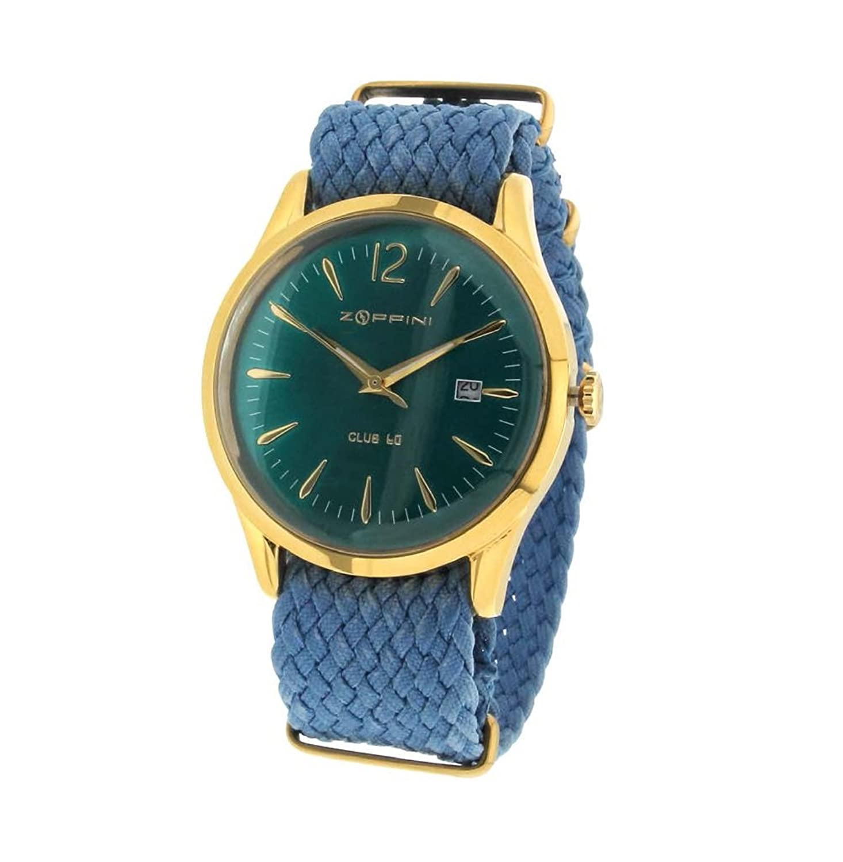 Uhren Zoppini Uhr Herren Armbanduhr Vintage Zoppini Club 60 V1282 _ 0622