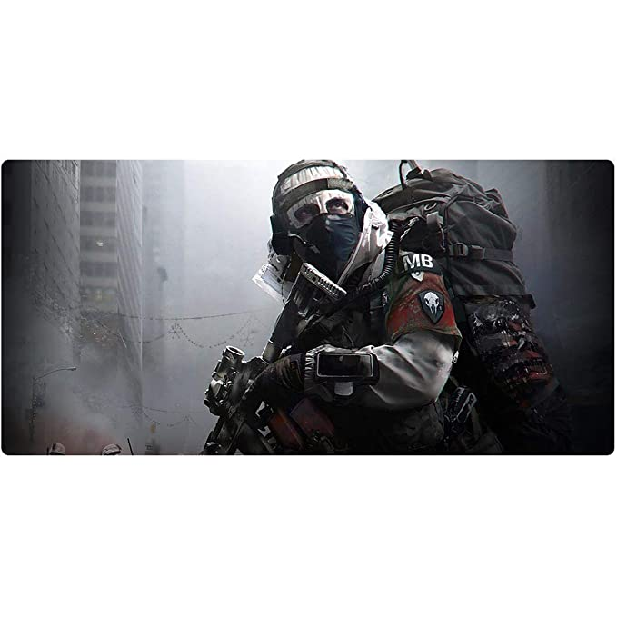 Non-Slip Rubber Backing AGW Gaming Mouse pad Very Suitable for Games Computer Keyboard Mouse pad Mouse pad Office 1200x600x3mm Waterproof