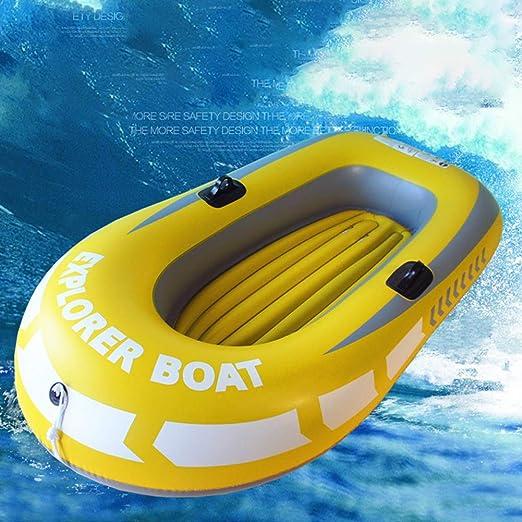 BOATb Hinchable Kayak, Canoa con Deportes Acuáticos De Remo ...