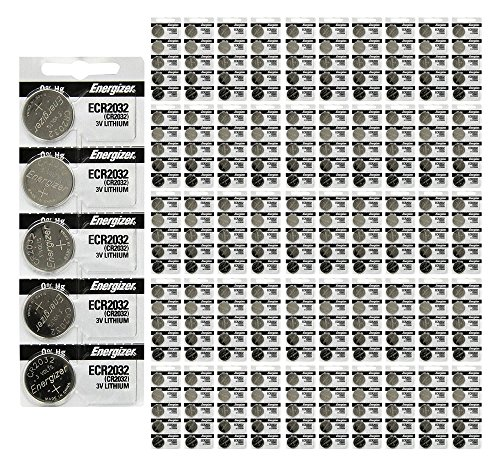5000x Energizer CR2032 Batteries 3v Lithium Coin Battery Bulk Wholesale FRESH by 21Supply