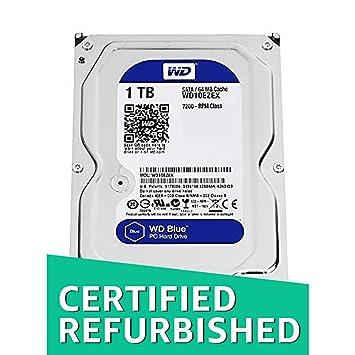 Amazon.com: WD Blue WD10EZEX - Disco duro para ordenador de ...