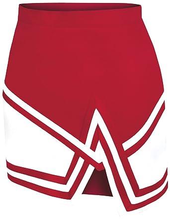Crossover Cheer - Falda de Uniforme para animadoras de Doble Punto ...