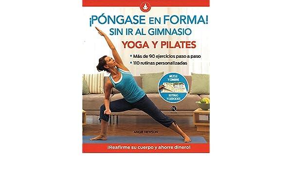 Pongase en Forma! Sin ir al Gimnasio / Get Fit for Free ...