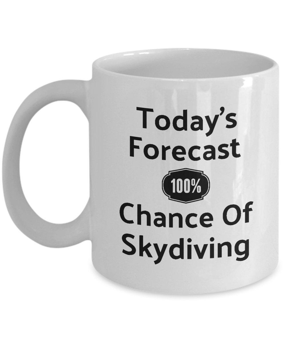 最安値挑戦! Skydiveマグ – 今日の予測Skydivingコーヒーカップギフトfor Skydivers – 11oz B07868W7S1 GB-2100742-20-White 11oz ホワイト ホワイト B07868W7S1, AUBE(オーブ):6fb49abd --- brp.inlineteambrugge.be