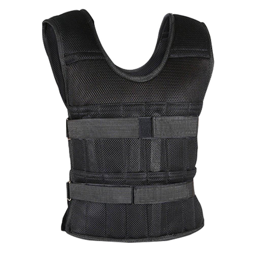 Ireav Adjustable Weight Vest Running Workout Training Waistcoat/Loading Weighted Vest Gift