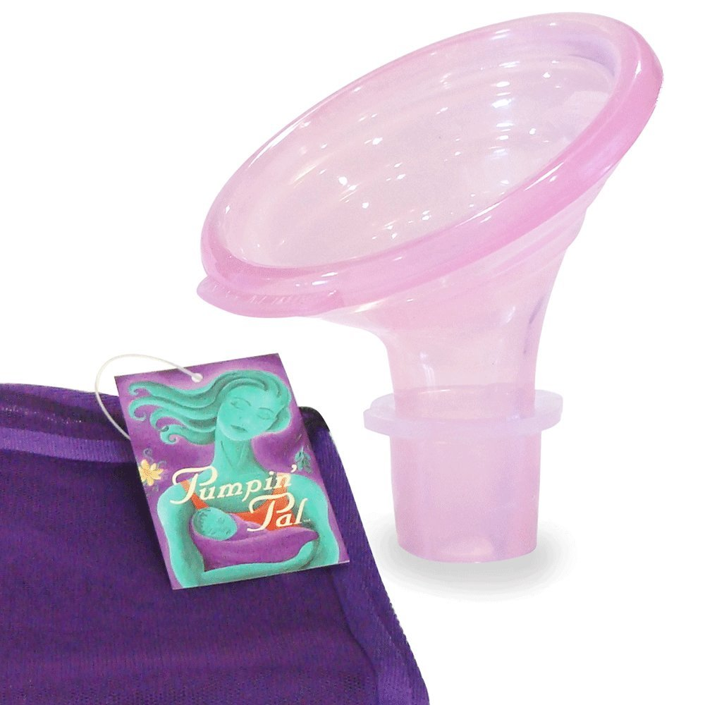 Pumpin' Pal Medium Set (S, M, L) with Mesh Bag Compatible with/Replacement for All Medela, Lansinoh and Hygeia Pumps by Pumpin' Pal