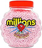 Millions Jar Strawberry 2.27 Kg