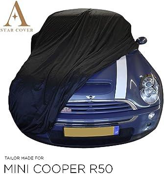 COMPATIBILE CON MINI Mini Cooper S E Countryman ALL4 Aut TELO COPRIAUTO FELPATO IMPERMEABILE ANTIGRAFFIO ANTIGRANDINE TAGLIA L 482X196X140CM COPERTURA PER AUTO CON ZIP LATERALE UNIVERSALE
