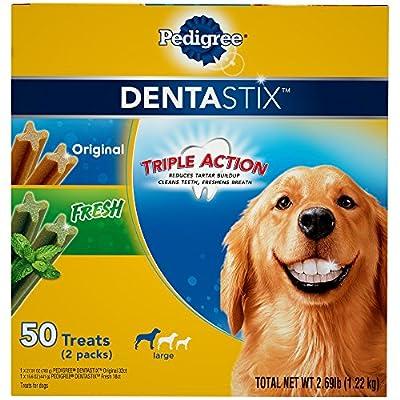 Pedigree Dentastix Dental Treats Dogs - Fresh Mint Flavor