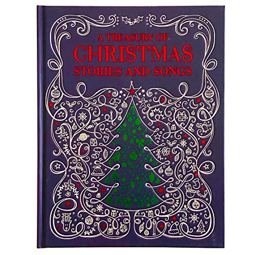A Treasury of Christmas Stories and Songs (Treasury to Share) (A Christmas Stories)