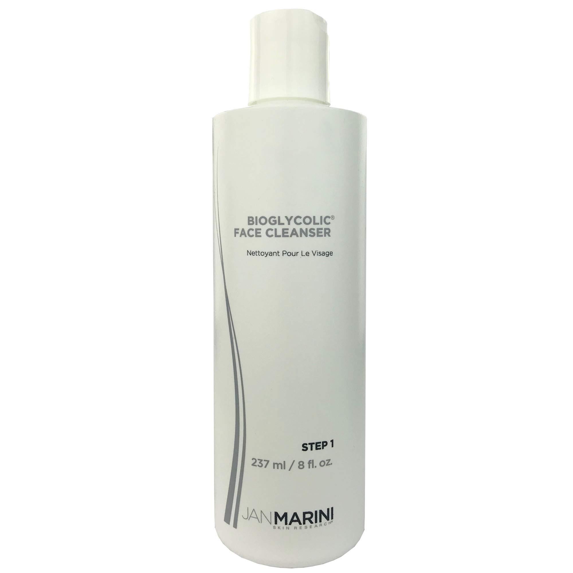 Jan Marini Skin Research Bioglycolic Face Cleanser, 8 fl. oz. by Jan Marini Skin Research