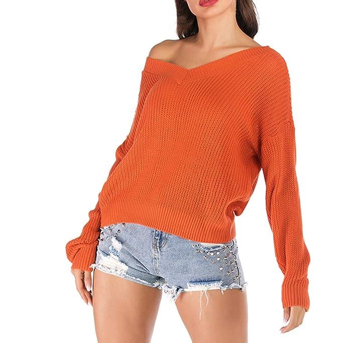 Amazon.com: Smdoxi - Camiseta de manga larga para mujer con ...