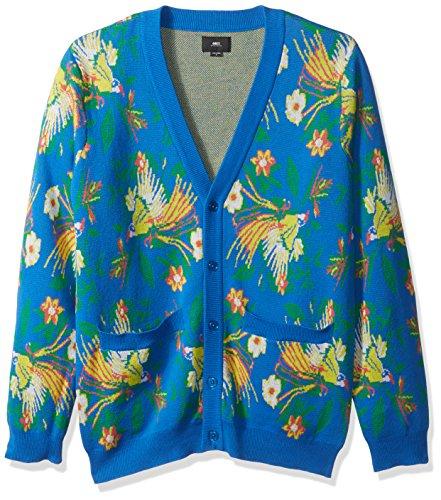 [해외]EY 남자 파라다이스 카디건 스웨터/OBEY Men`s Paradise Cardigan Sweater