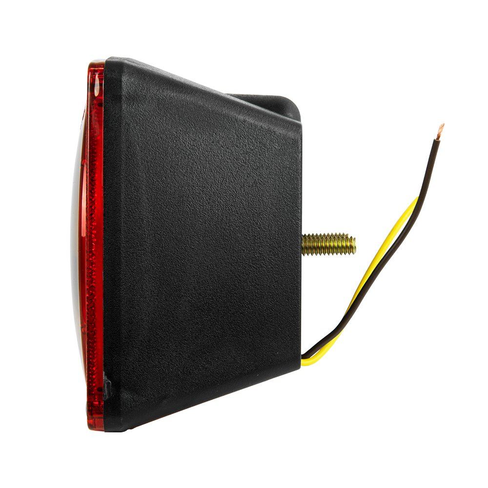 Blazer B83 Red Combination Stop//Tail//Turn Light with License Light-1 Each