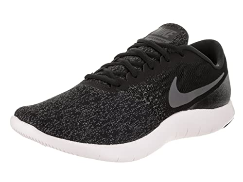 finest selection 0d2b6 83b19 Image Unavailable. Image not available for. Colour  Nike Men s Flex Contact  Black Running Shoes (908983-002)