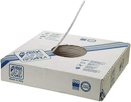 MAURER 19020260 Cable De Antena Tv 6,2/4,6mm Rollo 100mt ...