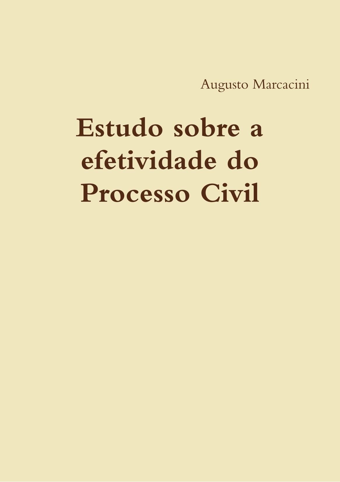 Estudos de Direito Processual (Portuguese Edition)