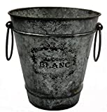 Galvanized Bucket Vintage Reproduction