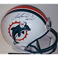 $275 » Dan Marino Miami Dolphins Signed Autograph Full Size Helmet HOF INSCRIBED JSA Witnessed Certified