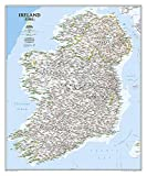 Ireland Classic [Tubed] (National Geographic Reference Map)