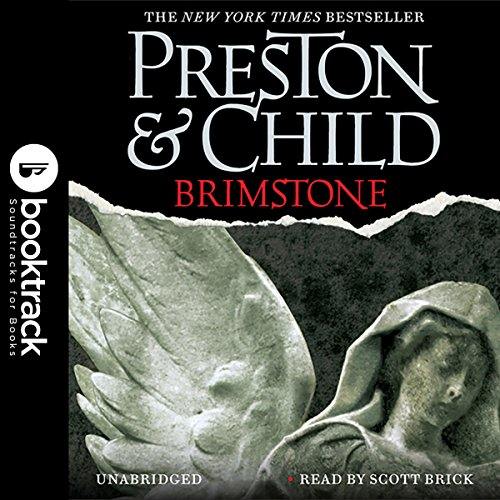 Brimstone: Pendergast, Book 5: Booktrack Edition