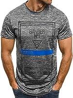 OZONEE Herren T-Shirt mit Motiv Kurzarm Rundhals Figurbetont J.STYLE SS009