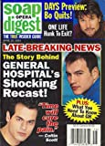 Tyler Christopher, Coltin Scott, General Hospital, Eileen Davidson, Daytime's Most Boring Whodunits - April 22, 2003 Soap Opera Digest Magazine