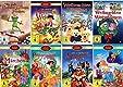 Die Geschenk Idee : '50 Kinderfilme' ( Ideal zu Weihnachten - Ostern - Geburtstag ) [8 DVDs - 9 Disc´s]