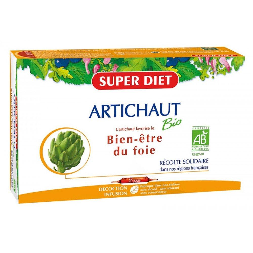 Super Diet Artichaut Artichoke Organic 300ml