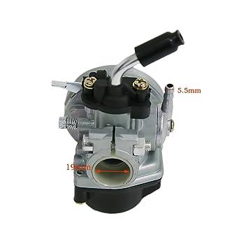 Générique Kit Motor carburador Filtro de Aire Colector de admisión ...