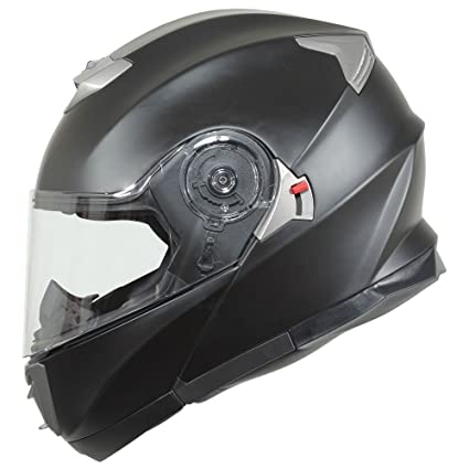 Amazon Bilt Evolution Modular Motorcycle Helmet Lg Matte