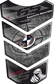 Tankpad Fur Bmw R 1200 Gs Adv 2014 2018 Gp 520 M Triple Black