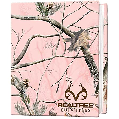 pink-realtree-stretch-text-book-cover