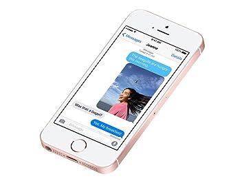 4a2f2916bf5 Apple iPhone SE 16GB 4G Rosa Dorado - Smartphone (SIM única, iOS, NanoSIM