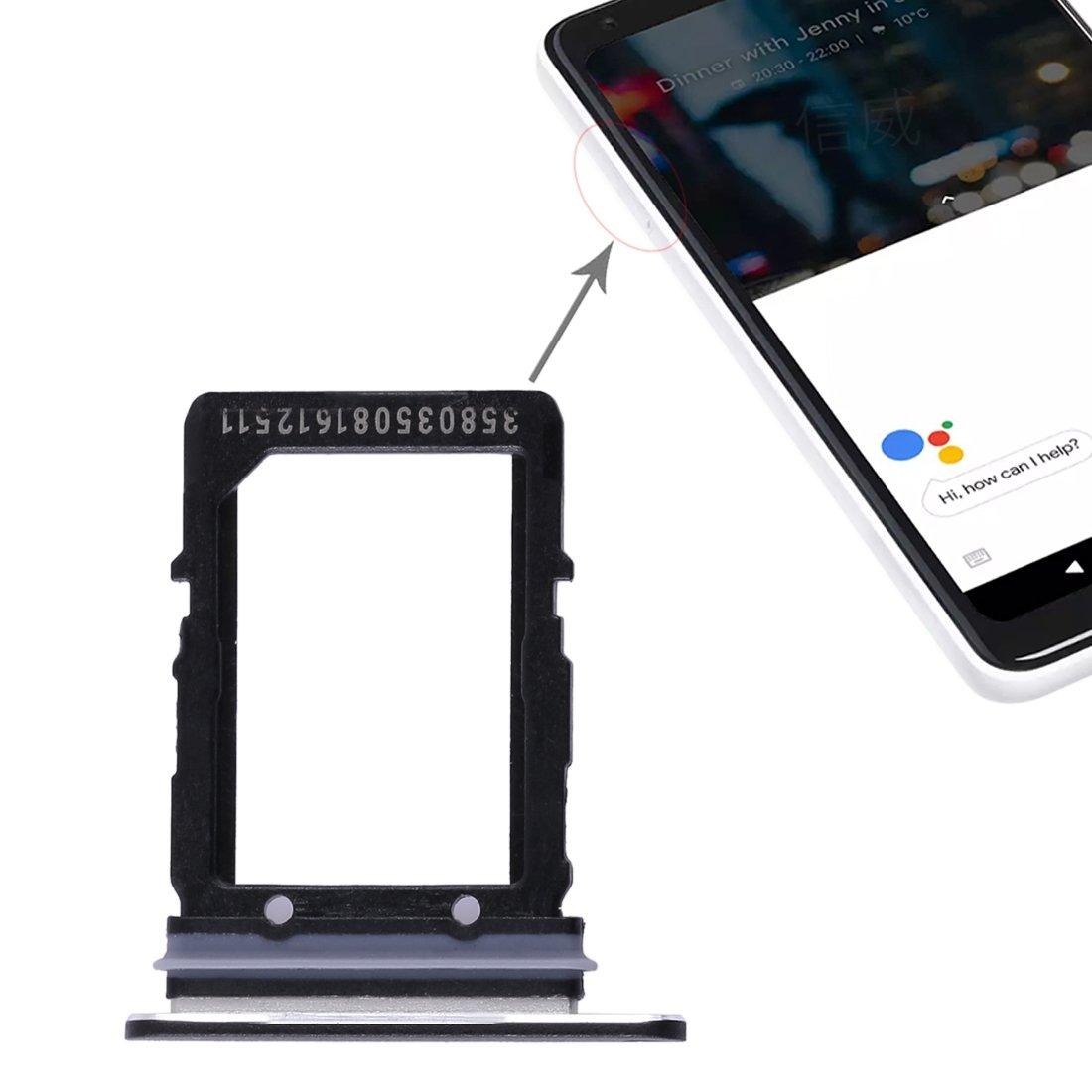iPartsBuy SIM Card Tray for Google Pixel 2 XL