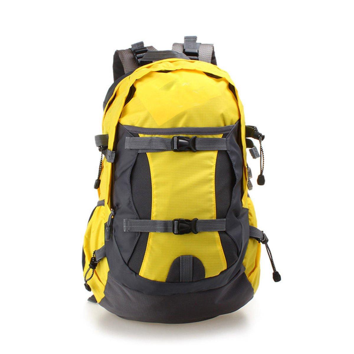 Nylon Trekking Schulter Tasche Faltbar Bergsteigen Tasche 40L