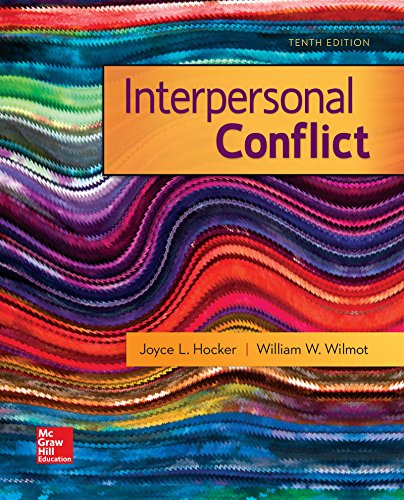 Looseleaf for Interpersonal Conflict