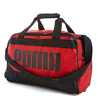 bcb3961a4f PUMA mens Puma Men s Transformation Duffel Sports Duffel Bags - blue ...