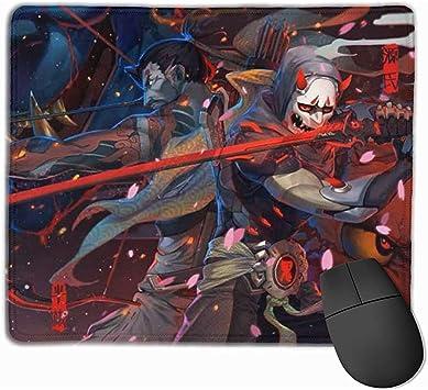 Han-Zo Y Gen-Gi Fighters Almohadillas para Mouse Cool Gaming ...