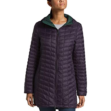 THE NORTH FACE Women s Thermoball Parka II 2Xlarge Galaxy Purple ... a2accdf65