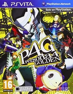 Persona 4 Golden: Amazon.es: Videojuegos